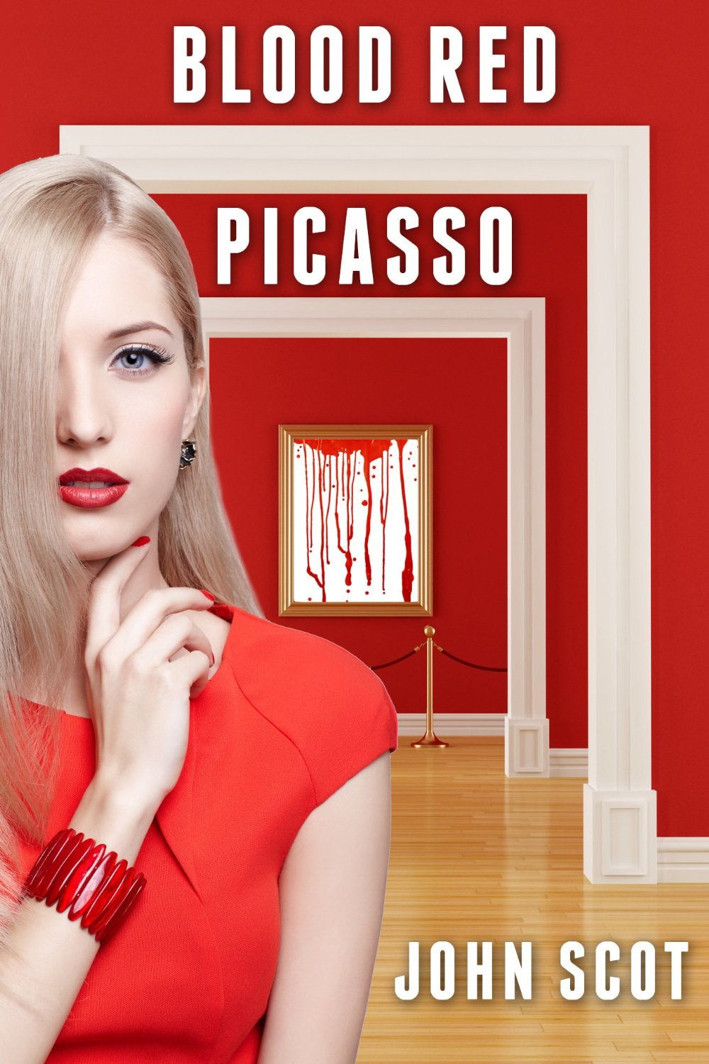 Blood Red Picasso