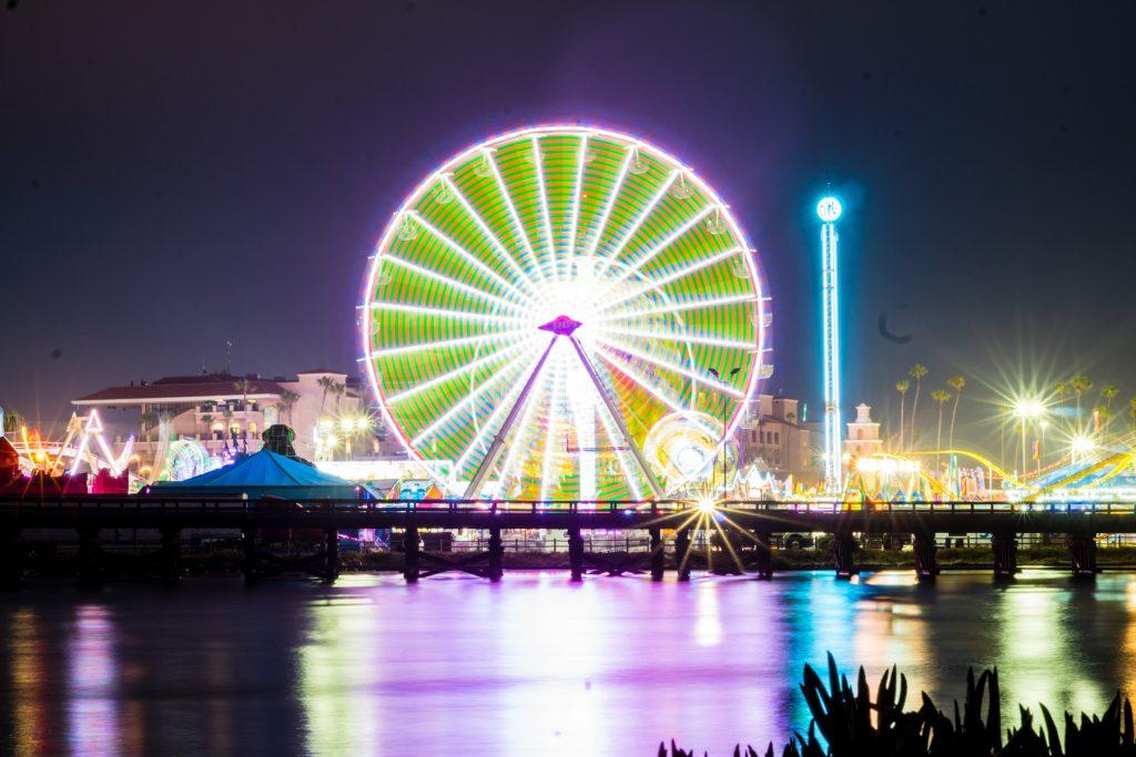Ferris Wheel at the Del Mar Fair